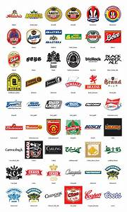 Image Gallery liquor logos and names