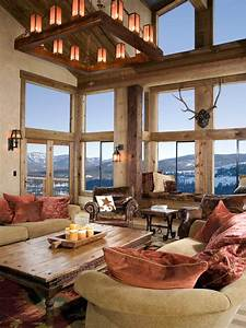 17, Rustic, Living, Room, Design, Ideas, For, A, Cozy, Home