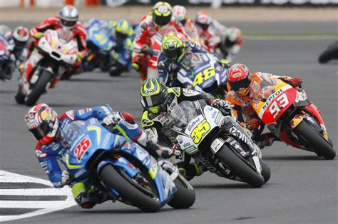 Motogp Has Turned Upside Down