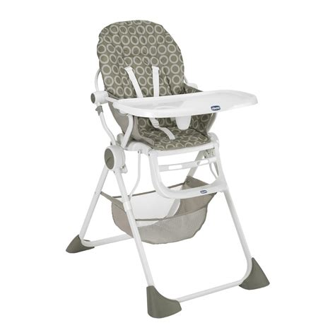 chicco chaise haute chicco pocket lunch highchair