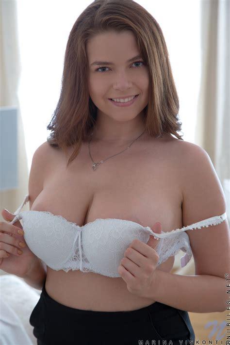 Featuring Nubiles Marina Viskonti In Big