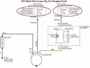 91 Park Avenue Wiring Diagram