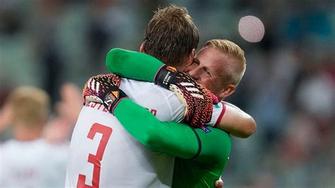 England inspired by expectation, Denmark by resilience ...