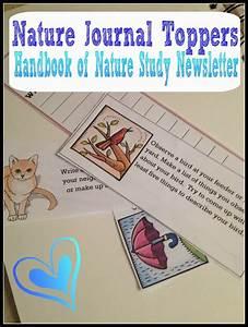Handbook of Nature Study: Nature Journal Topper Printable ...