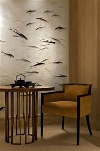 Papier Peint Japonisant : les 25 meilleures id es de la cat gorie papier peint ~ Premium-room.com Idées de Décoration