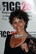 The actress Alejandra Ambrosi poses for a photograph at ...