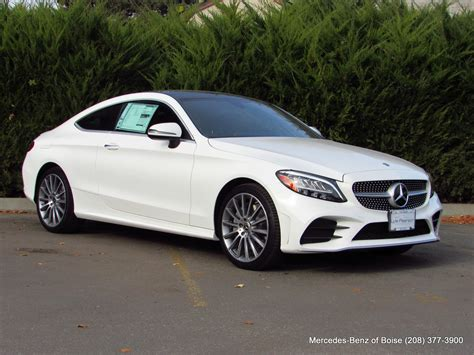 Mercedes C Class Coupe 2019 by New 2019 Mercedes C Class C 300 4matic 174 Coupe Coupe
