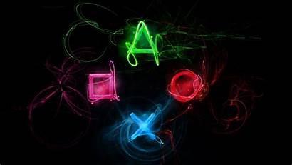 Playstation Symbols Graphics
