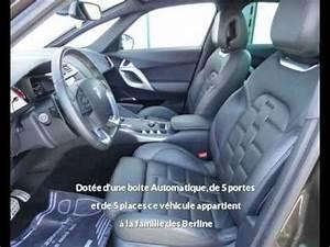 Ds 5 Sport Chic : citro n ds5 hybrid4 sport chic etg6 vendre bayonne chez vpn autos youtube ~ Gottalentnigeria.com Avis de Voitures