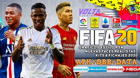 Football is back on the virtual streets. FIFA 20 Android Offline Update PS4 Camera 2020 Download