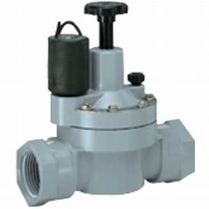 Irritrol 205tf Electric Sprinkler Valve With Flow Control