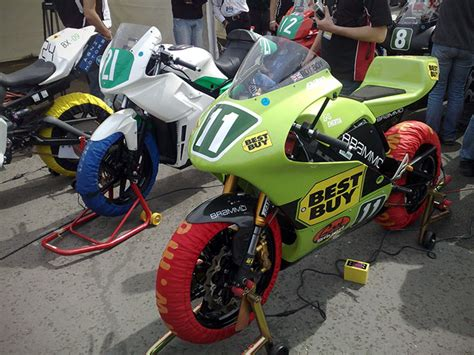 Gesits Electric Image by Britain Goes Electric Motorcycle Racing Wired