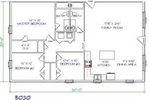 barndominium floor plans 30x50 joy studio design gallery