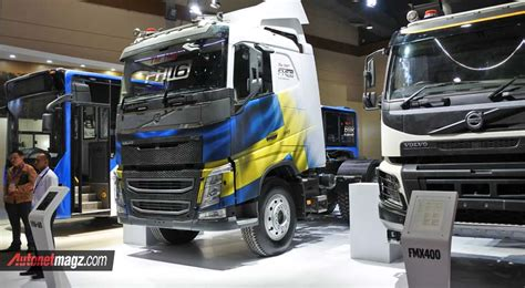 volvo truk indonesia truck autonetmagz review mobil