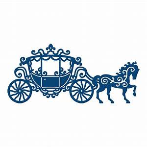 Carriage clipart silhouette - Pencil and in color carriage ...