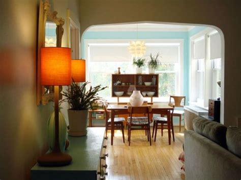 living comedor estilo vintage casa web