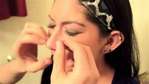 How To Pierce Your Nose At Home Diy