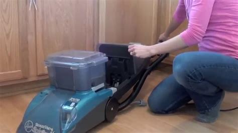 Hoover Steamvac With Clean Surge F5914900 Review Youtube