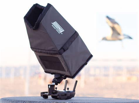 hoodman havhave sun hood  ipad  mavic drone