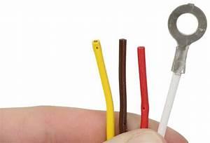 Curt 3 Wire To 2 Wire Converter Curt Wiring C56190