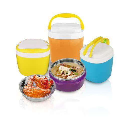 case tiffin dinnerware korean keep food lunch box colored