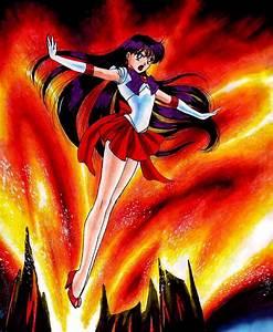 Sailor Mars - Sailor Senshi Fan Art (7166796) - Fanpop