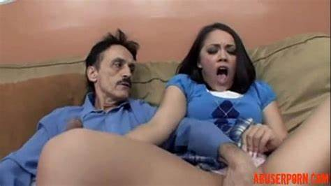 Spy Stepdaughter Can Her Cooch Stuffed