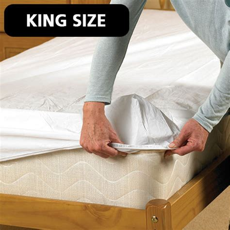 king size mattress protector waterproof fitted bed protector king size waterproof