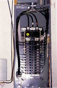 Service Panels And Splice Boxes
