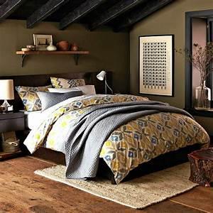 Welche Wandfarbe Schlafzimmer : wandfarbe schlafzimmer beispiele ~ Markanthonyermac.com Haus und Dekorationen