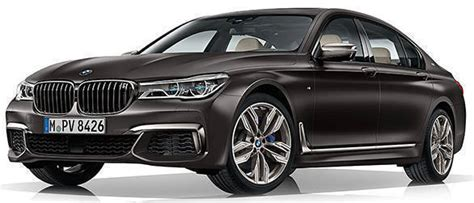 2017 Bmw 7 Series, 3 Series And X1 Launched In India