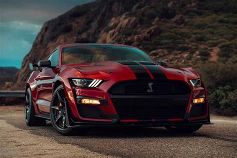 Ford Gt 500 Mustang by 2020 Ford Mustang Shelby Gt500 Is Downright News Ledge