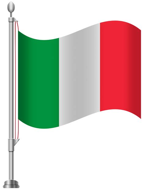 Italian Clip Clipart Flag Italian Clipart Collection Holding