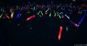 glow sticks on Tumblr