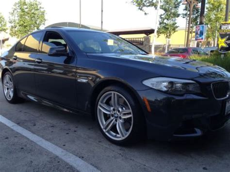 vista bmw pre owned sell used certified pre owned 2011 bmw 535i m sport