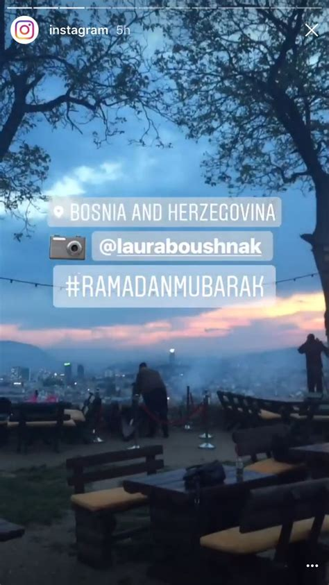 instagram dedicates   hour story  ramadan ilmfeed