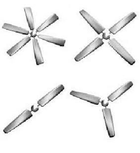 Классификация ветродвигателей по принципу работы