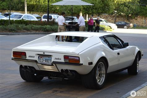 De Tomaso Pantera - 22 September 2015 - Autogespot