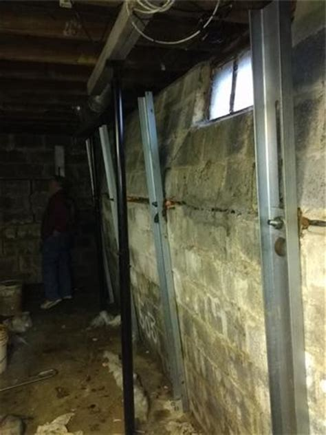 quality st basements foundation repair photo album