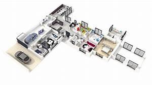 top plan de maison 3d with plan de maison 3d With amazing logiciel pour maison 3d 2 plans de maison en 3d construire avec maisons den flandre