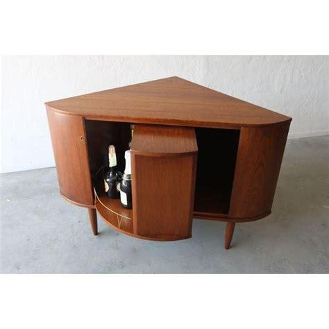 Unique Bar Furniture by Image Of Mid Century Modern Teak Corner Bar Cabinet