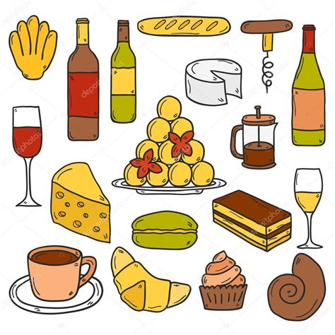 cuisine concept 2000 seamless background with objects on spain