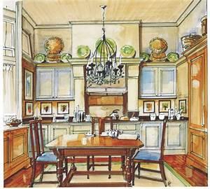 Dessin Intérieur Maison : dessin intrieur maison dessin 3d intrieur du salon ~ Preciouscoupons.com Idées de Décoration