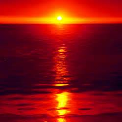 Gallery For > Ocean Sunset Image