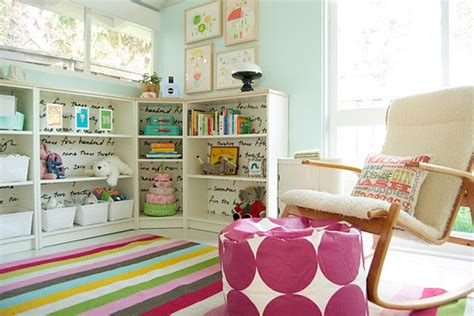 Stylish Storage Solutions For Children's Rooms