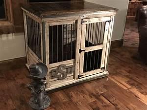 handcrafted dog kennel and dog crate custom dog kennel With custom dog kennels