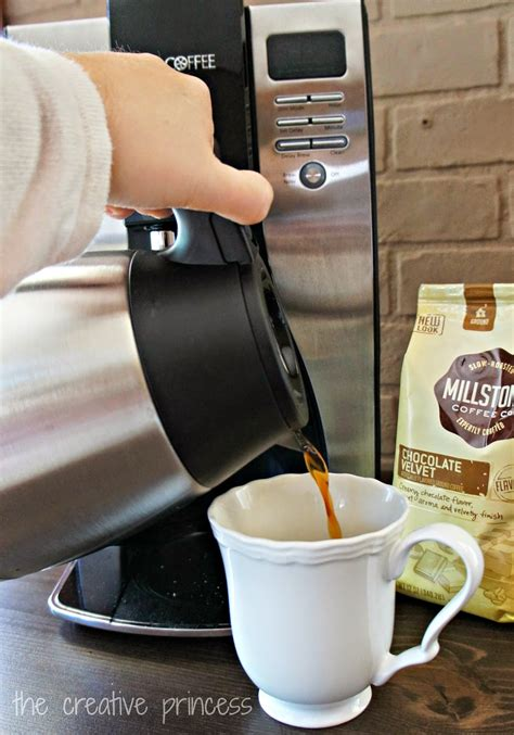Water from your tap can build up calcium and minerals deposits in your coffee maker and make it brew slowly. Mr. Coffee® Optimal Brew™ Drip Coffee Maker and Millstone ...