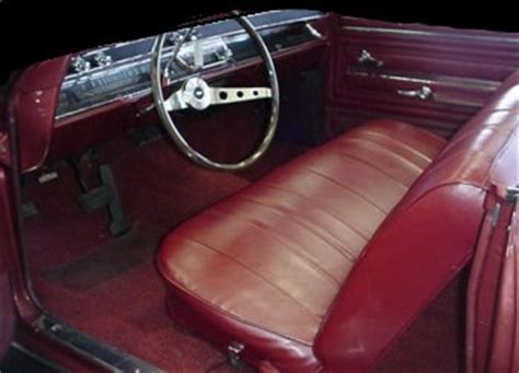 introduction   interior section  chevelle
