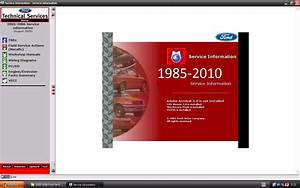 Diagramas Electricos Ford Escape Explorer Ranger 1996