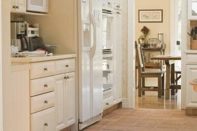 Can You Paint Maple Cabinets White how to paint maple kitchen cabinets antique white home